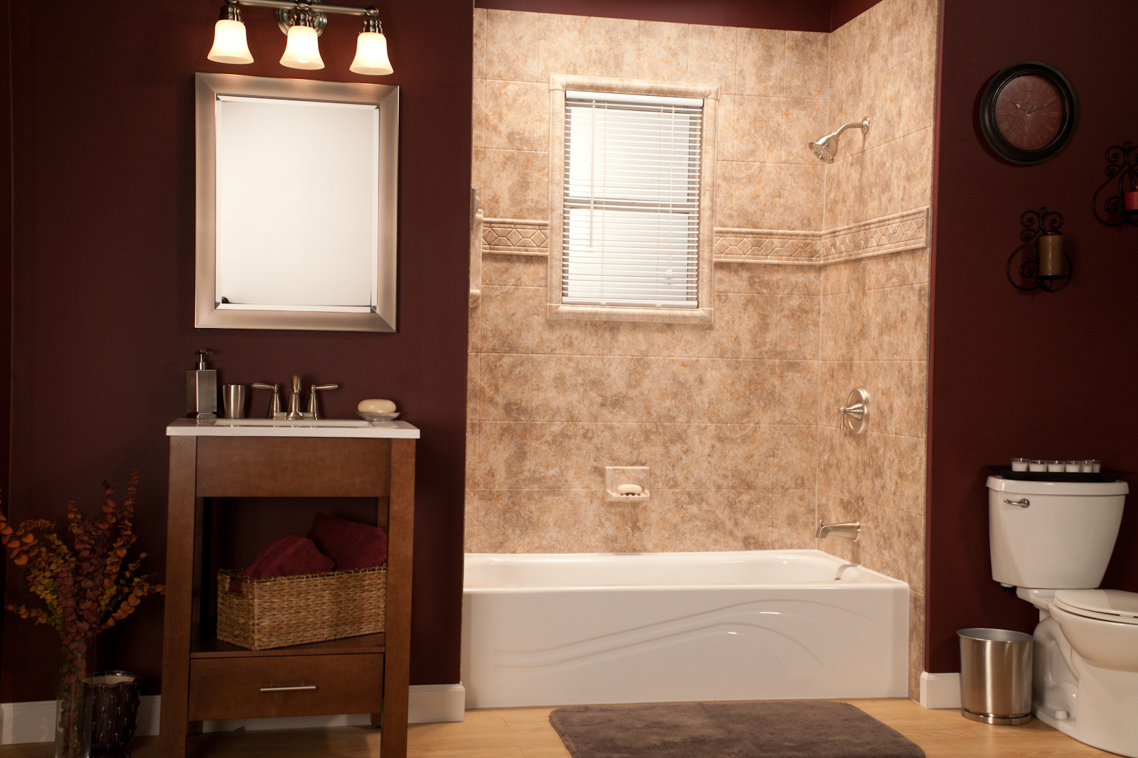 Bathroom remodeling in lubbock bath innovations by lhg for Bath remodel lubbock